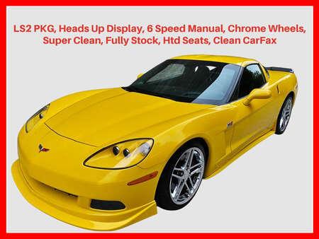 2006 Chevrolet Corvette Coupe 2D for Sale  - IA1310-MN  - Okaz Motors