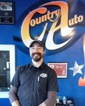 Cassidy Robinson Working as Salesman at Country Auto