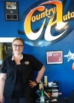 Rachael Stevens Working as Front Office Secretary at Country Auto