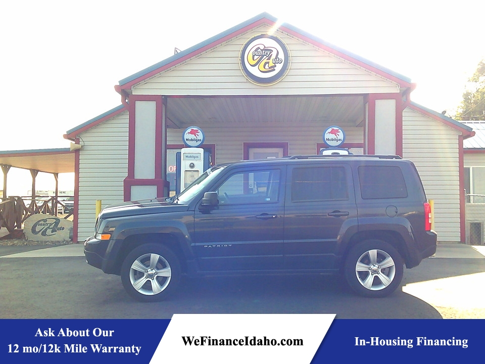 2014 Jeep Patriot Sport 4WD  - 9134  - Country Auto