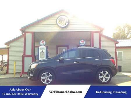2015 Chevrolet Trax LTZ AWD for Sale  - 9154  - Country Auto