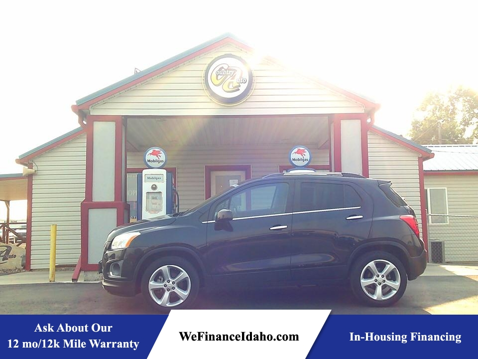 2015 Chevrolet Trax  - Country Auto
