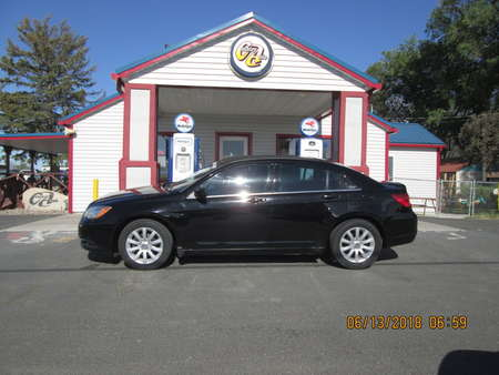 2011 Chrysler 200 Touring for Sale  - 7682  - Country Auto