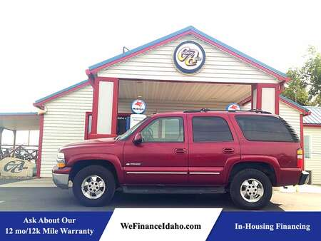 2003 Chevrolet Tahoe LT 4WD for Sale  - 9171  - Country Auto
