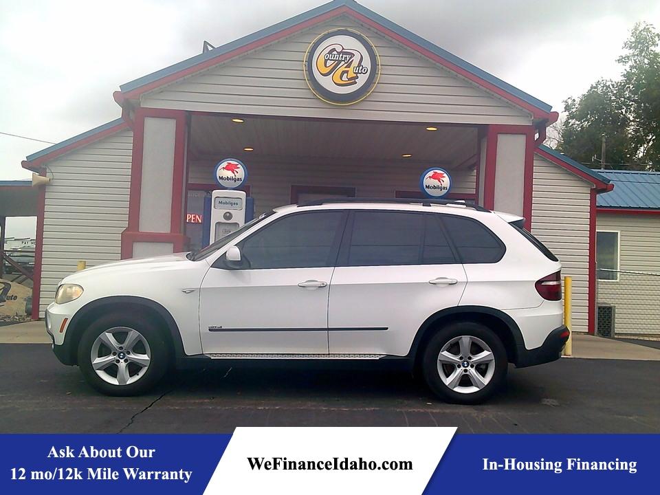 2008 BMW X5  - Country Auto