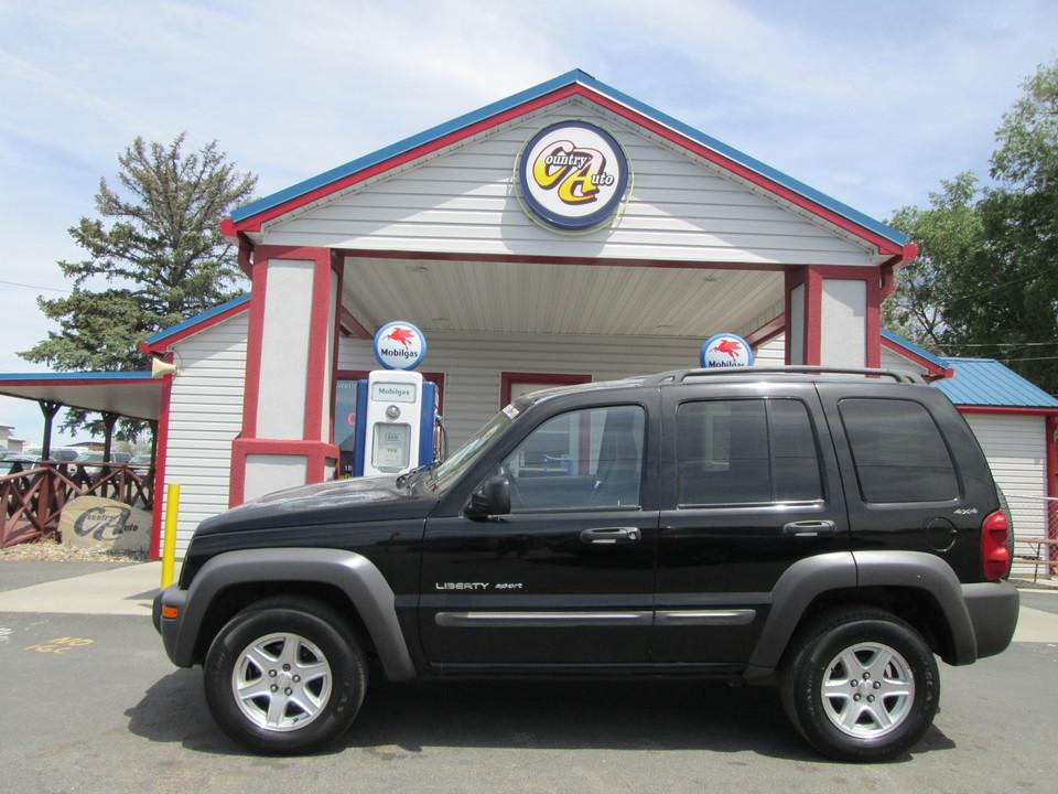 2002 Jeep Liberty  - Country Auto