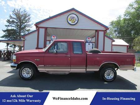 1995 Ford F-150 4WD SuperCab for Sale  - 8179  - Country Auto