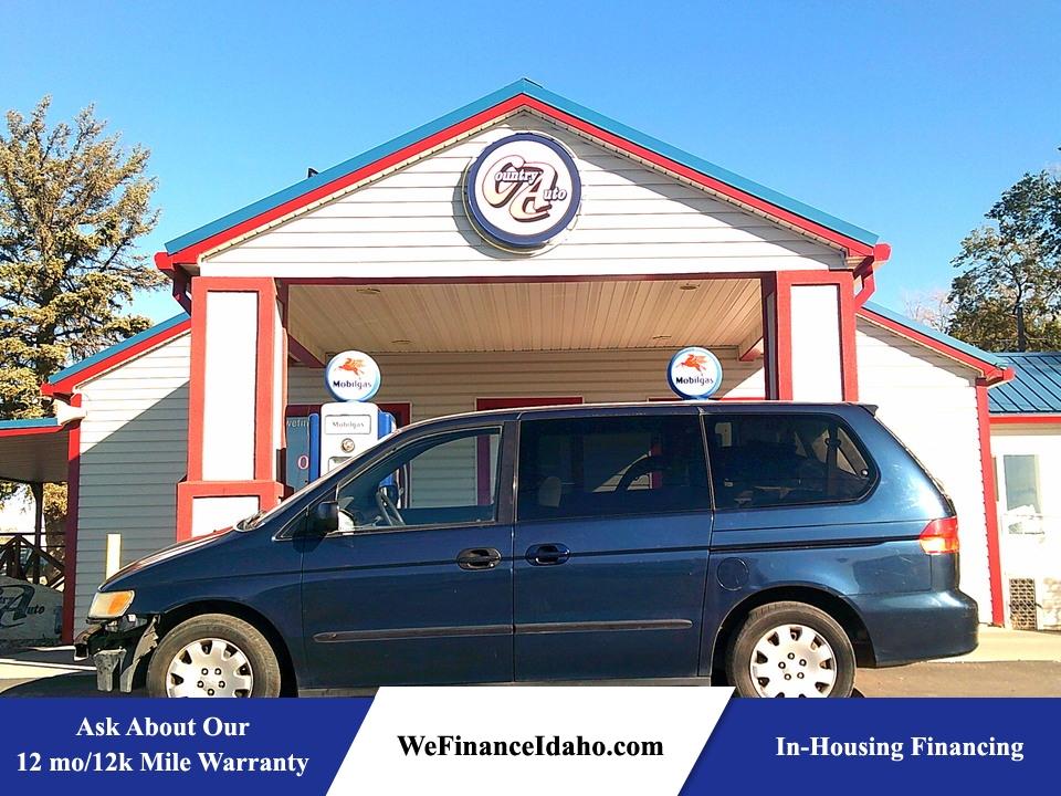1999 Honda Odyssey LX  - 8775  - Country Auto