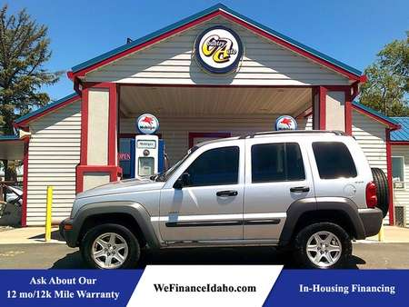 2002 Jeep Liberty Sport 4WD for Sale  - 8627B  - Country Auto