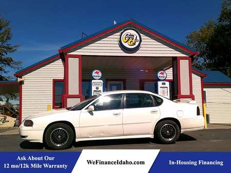 2005 Chevrolet Impala LS for Sale  - 8607R  - Country Auto