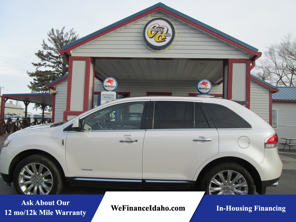 2011 Lincoln MKX AWD  - 8420  - Country Auto