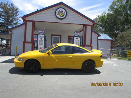 2002 Chevrolet Cavalier LS Sport for Sale  - 7702R  - Country Auto