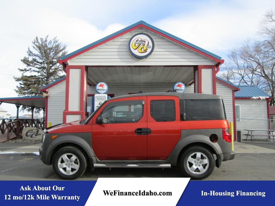 2004 Honda Element  - Country Auto