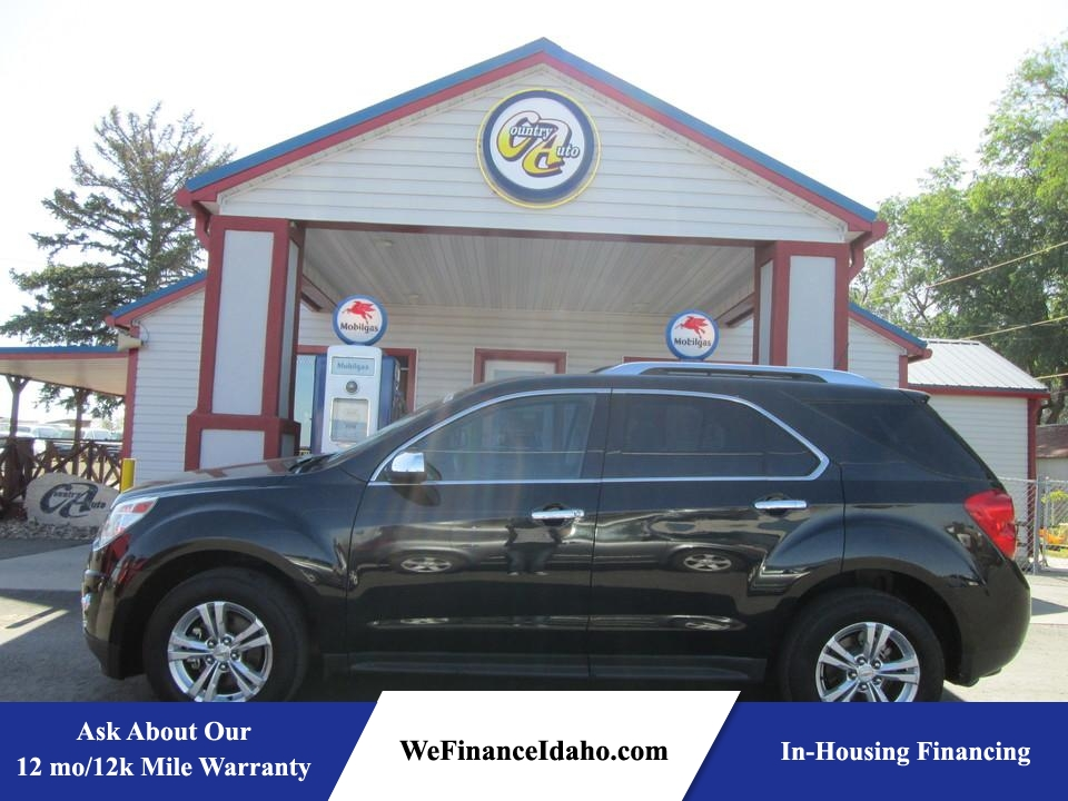 2012 Chevrolet Equinox LTZ  - 8196  - Country Auto