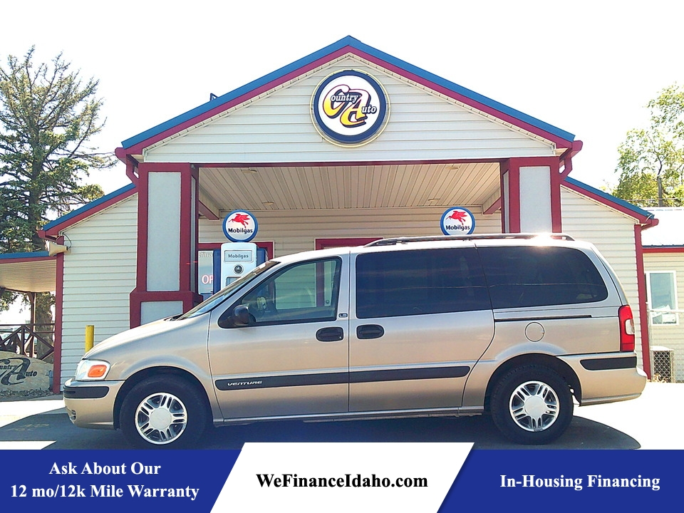 2001 Chevrolet Venture LS  - 8650  - Country Auto