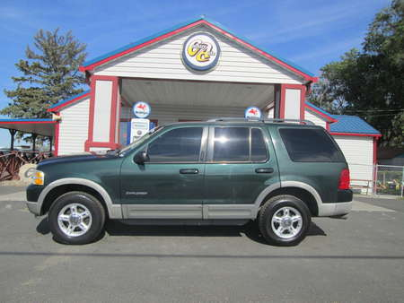 2002 Ford Explorer XLT for Sale  - 8225  - Country Auto