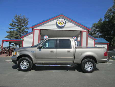 2003 Ford F-150 4WD SuperCrew for Sale  - 8292R  - Country Auto