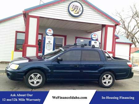 2003 Subaru Baja Sport for Sale  - 8342R  - Country Auto