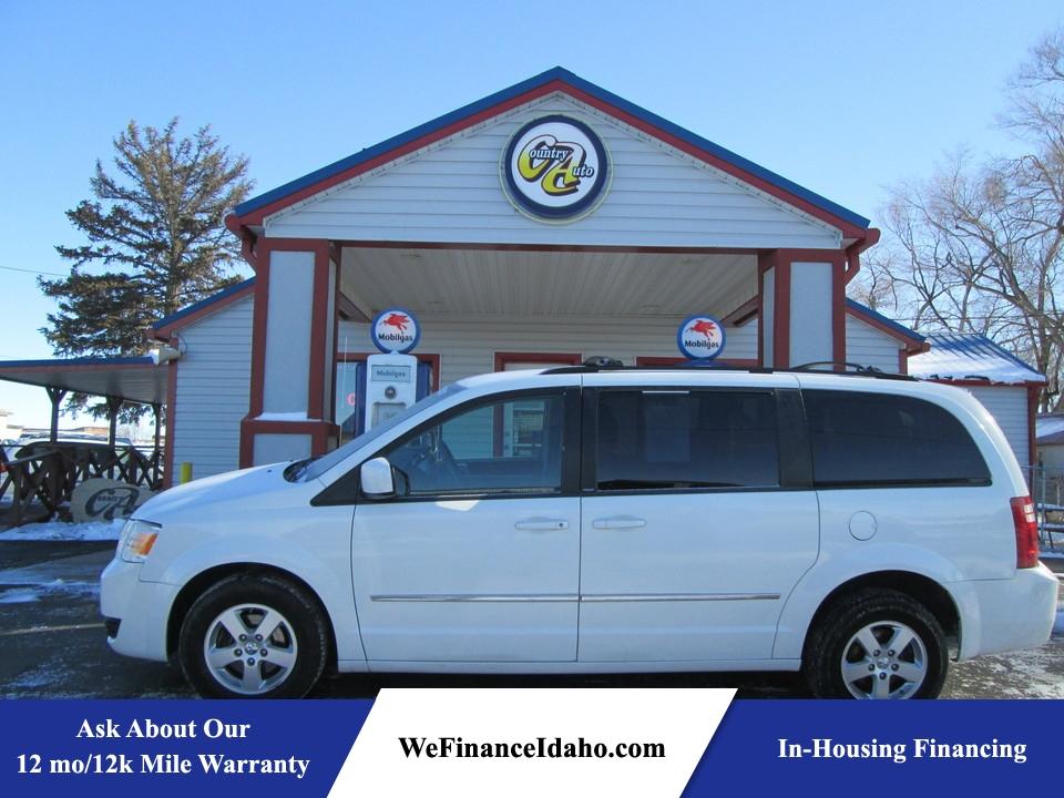 2010 Dodge Grand Caravan SXT  - 8452  - Country Auto