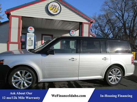 2013 Ford Flex SEL AWD for Sale  - 8478  - Country Auto