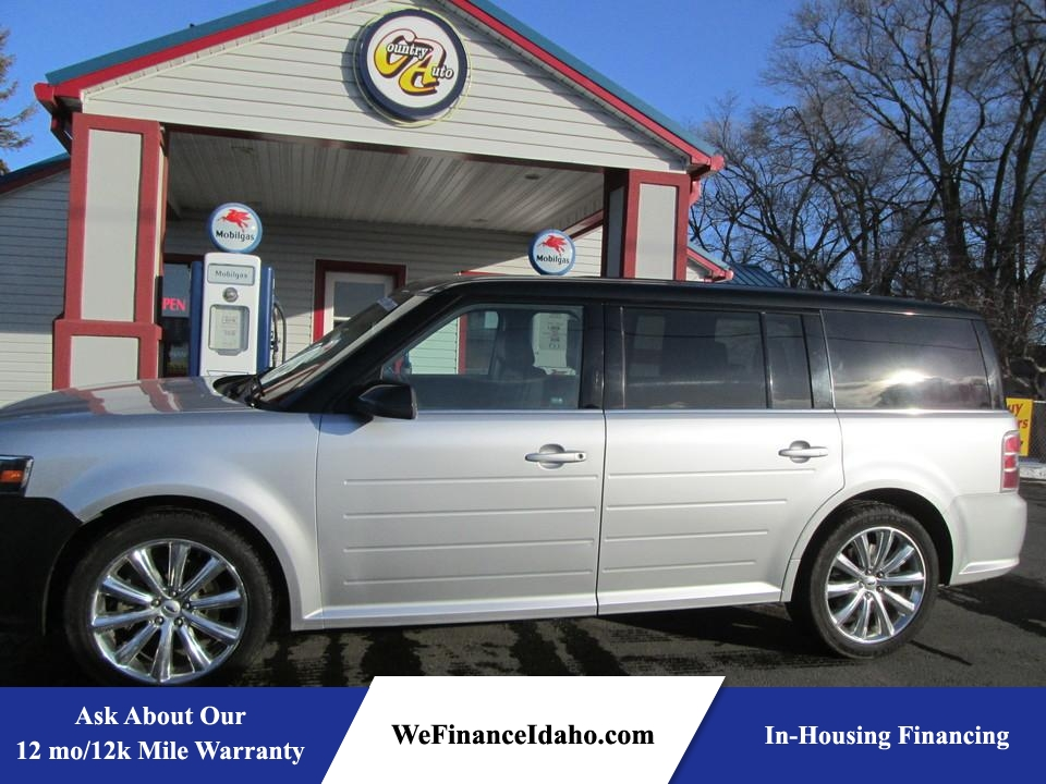2013 Ford Flex SEL AWD  - 8478  - Country Auto