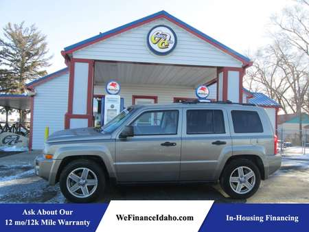 2007 Jeep Patriot Sport 4WD for Sale  - 8468  - Country Auto