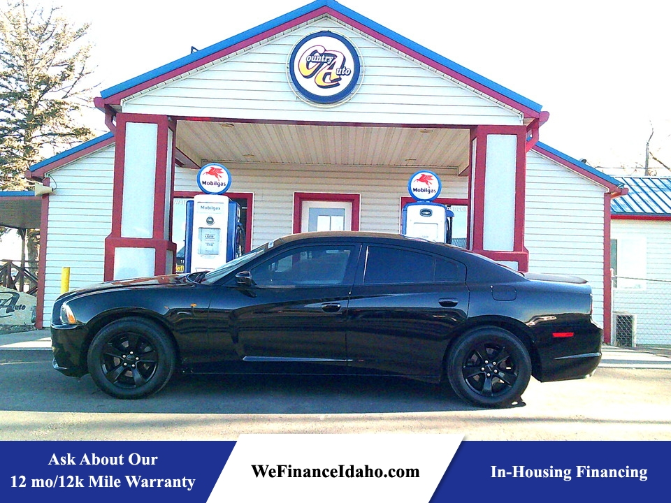 2013 Dodge Charger SE  - 8853  - Country Auto
