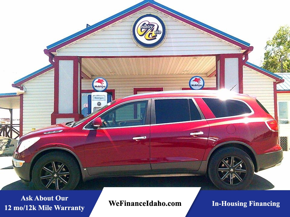 2008 Buick Enclave CXL AWD  - 9025  - Country Auto