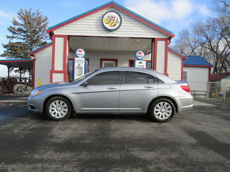 2014 Chrysler 200 LX for Sale  - 7905  - Country Auto