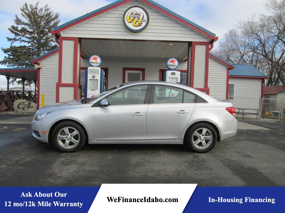 2014 Chevrolet Cruze  - Country Auto