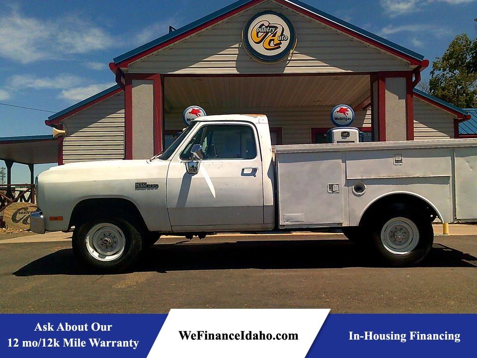 1991 Dodge D250 & W250 Trucks 4WD  - 8994  - Country Auto