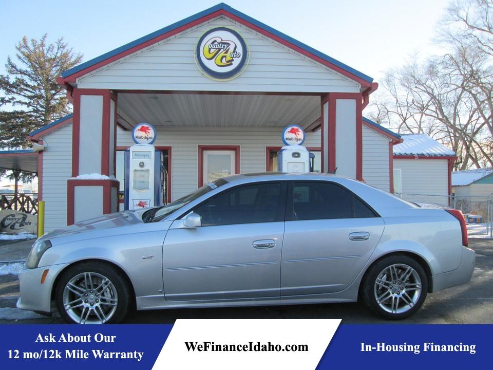 2006 Cadillac CTS-V  - Country Auto