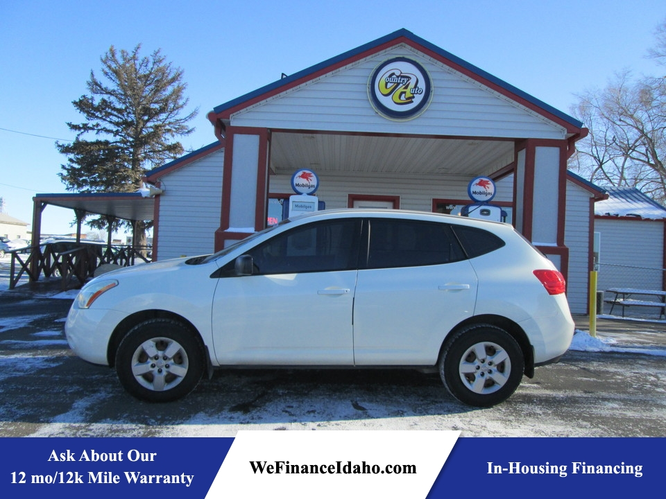 2009 Nissan Rogue AWD  - 8467  - Country Auto