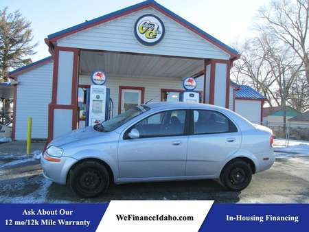 2006 Chevrolet Aveo SVM for Sale  - 8470  - Country Auto