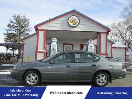 2005 Chevrolet Impala Base for Sale  - 8608R  - Country Auto