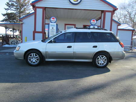2001 Subaru Legacy Outback w/RB Equip for Sale  - 7967  - Country Auto