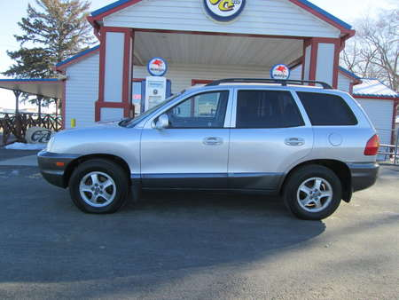 2003 Hyundai Santa Fe 2WD for Sale  - 7953  - Country Auto