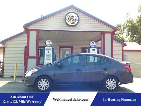 2015 Nissan Versa S Plus for Sale  - 9073  - Country Auto