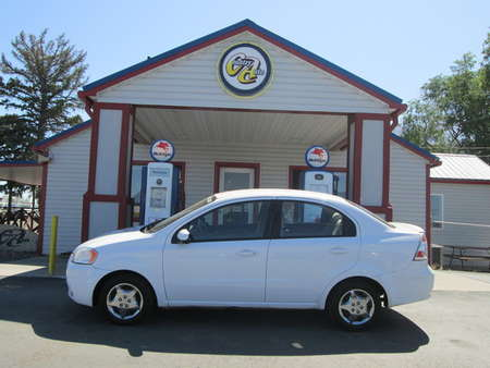 2011 Chevrolet Aveo LT w/1LT for Sale  - 8216R  - Country Auto