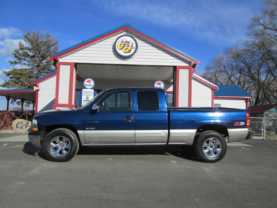 2000 Chevrolet Silverado 1500  - Country Auto