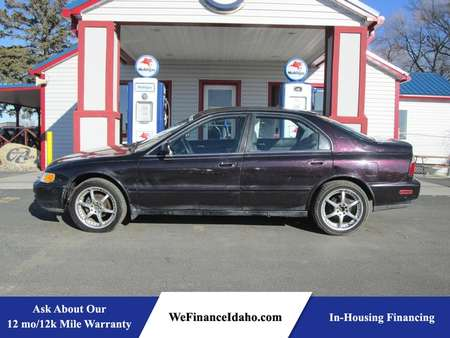 1997 Honda Accord Special Edition for Sale  - 8070R  - Country Auto