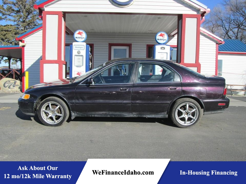 1997 Honda Accord Special Edition  - 8070R  - Country Auto