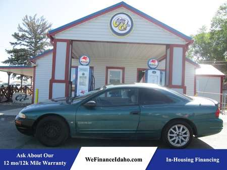 1998 Chrysler Sebring LXi for Sale  - 8304  - Country Auto