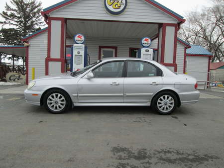 2003 Hyundai Sonata  for Sale  - 7946  - Country Auto