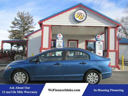 2010 Honda Civic DX-VP for Sale  - 8348R  - Country Auto