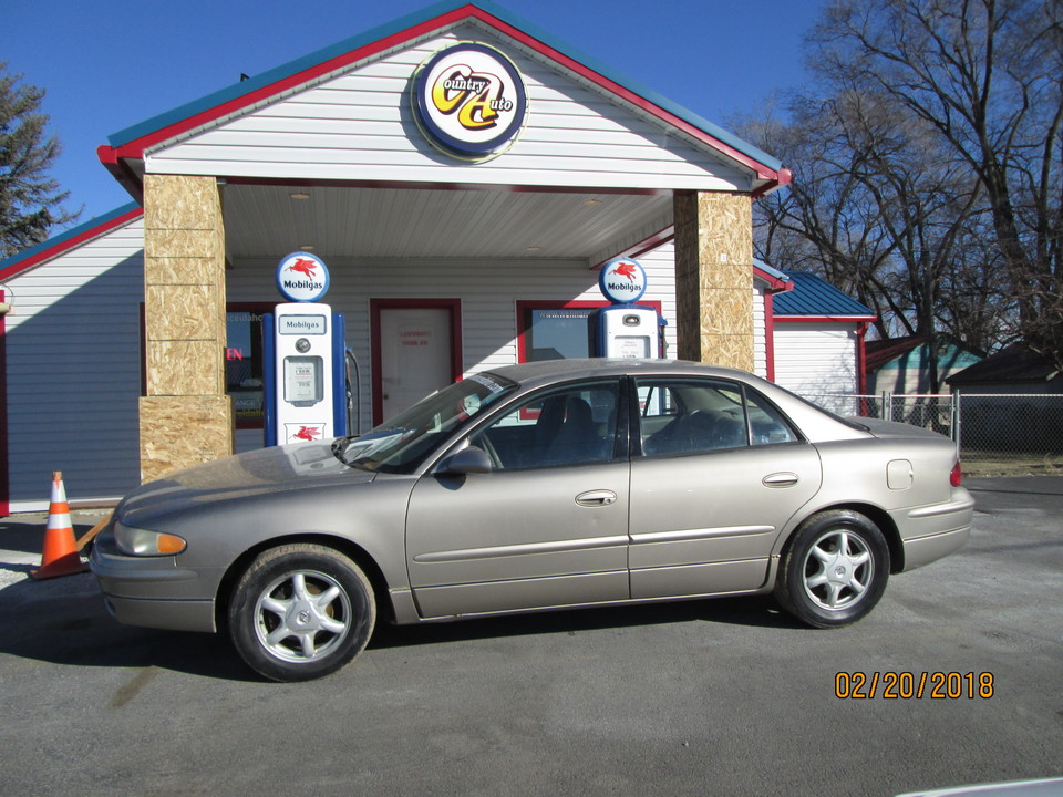 2001 Buick Regal  - Country Auto