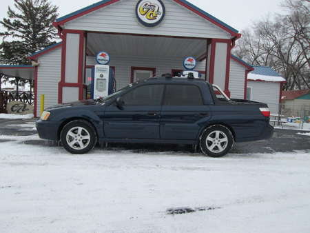 2003 Subaru Baja Sport for Sale  - 7950R  - Country Auto