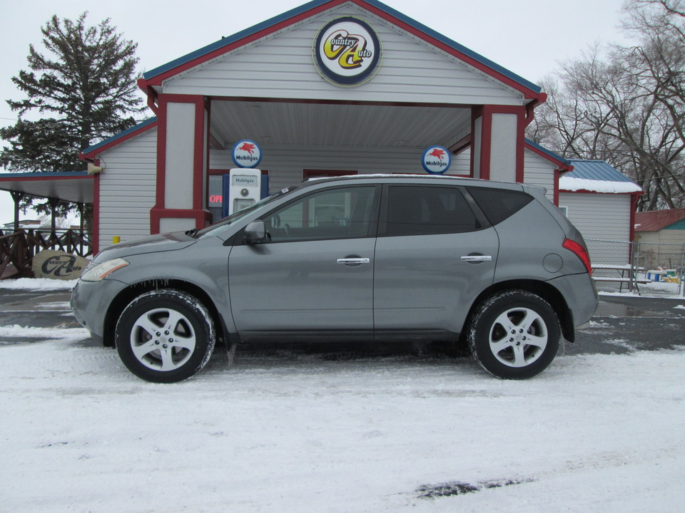 2005 Nissan Murano  - Country Auto