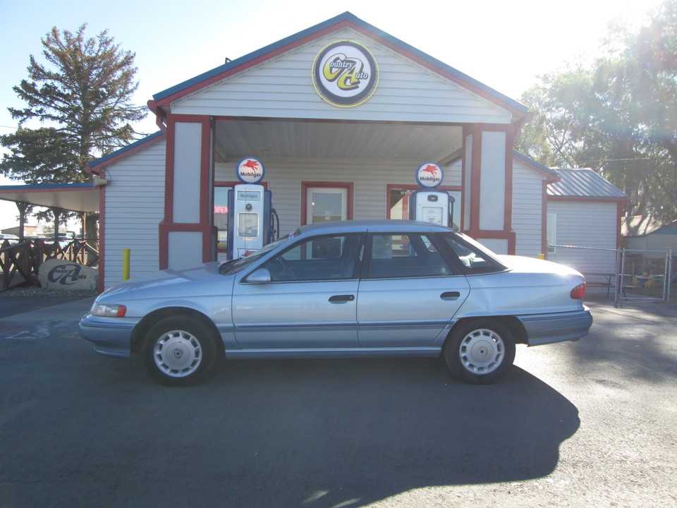 1992 Mercury Sable  - Country Auto