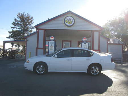 2005 Chevrolet Impala LS for Sale  - 7987R  - Country Auto